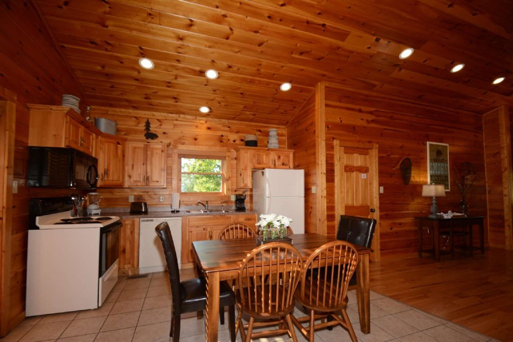 Photo of a Gatlinburg Cabin named Rustic Paradise - This is the seventh photo in the set.
