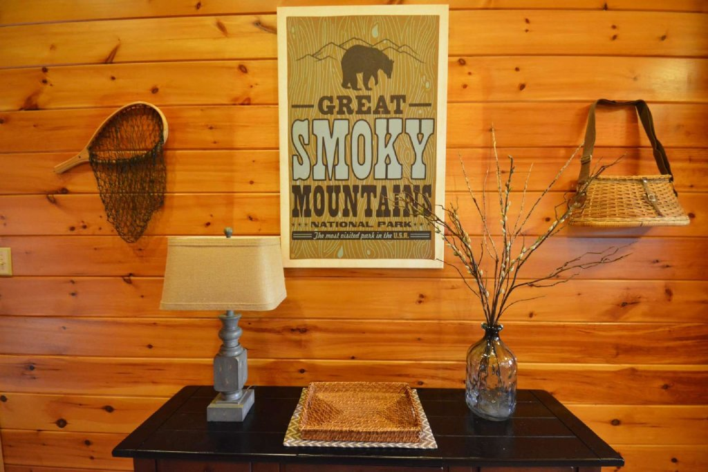 Photo of a Gatlinburg Cabin named Rustic Paradise - This is the twenty-third photo in the set.