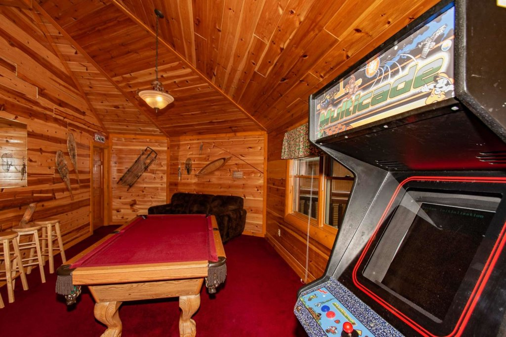 Photo of a Gatlinburg Cabin named Evannely Memories - This is the twenty-third photo in the set.