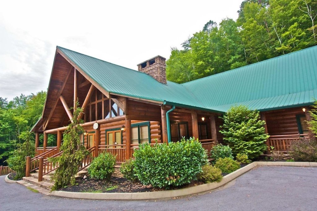 Photo of a Pigeon Forge Cabin named Mountain Memories - This is the thirty-second photo in the set.
