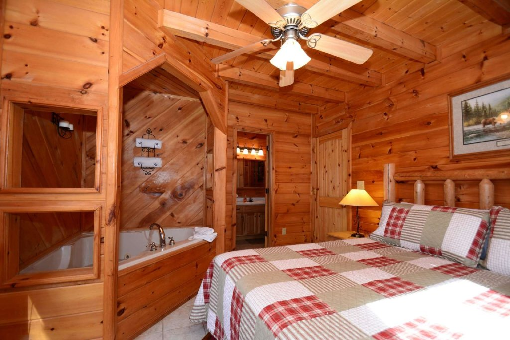 Photo of a Pigeon Forge Cabin named Misty Mountain View - This is the fifteenth photo in the set.