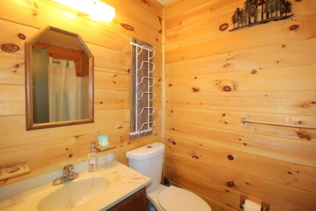 Photo of a Sevierville Cabin named Black Bear Paws - This is the fifteenth photo in the set.