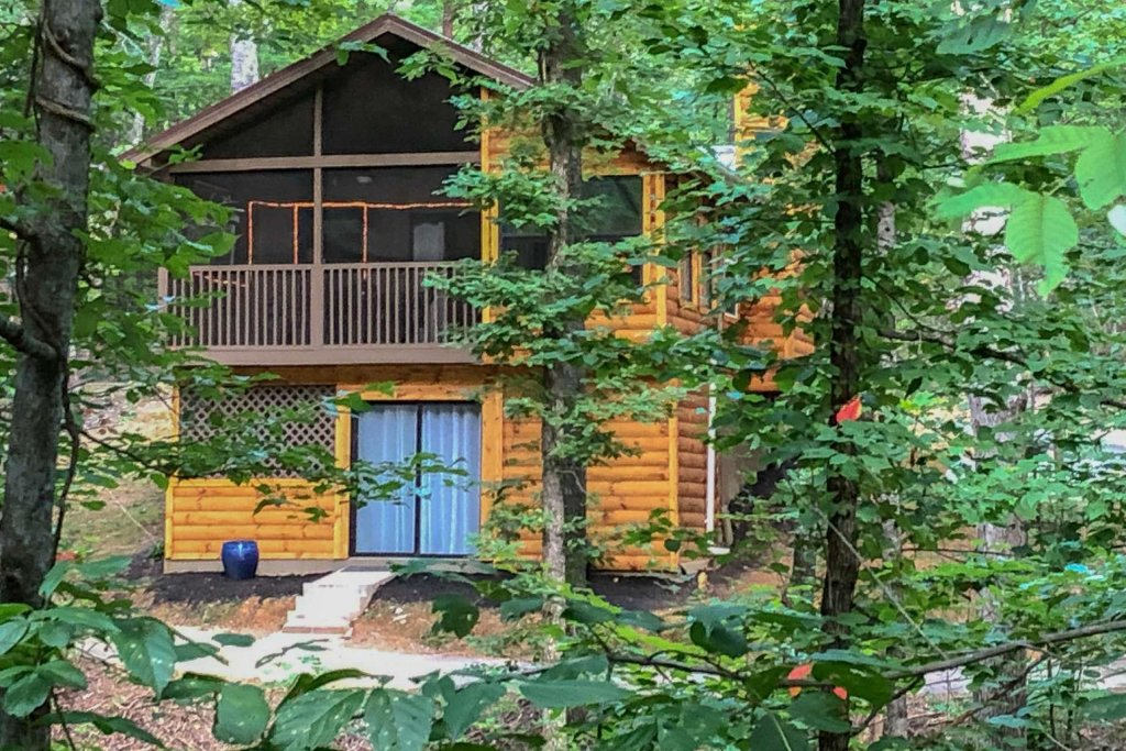 Photo of a Sevierville Cabin named Black Bear Paws - This is the first photo in the set.