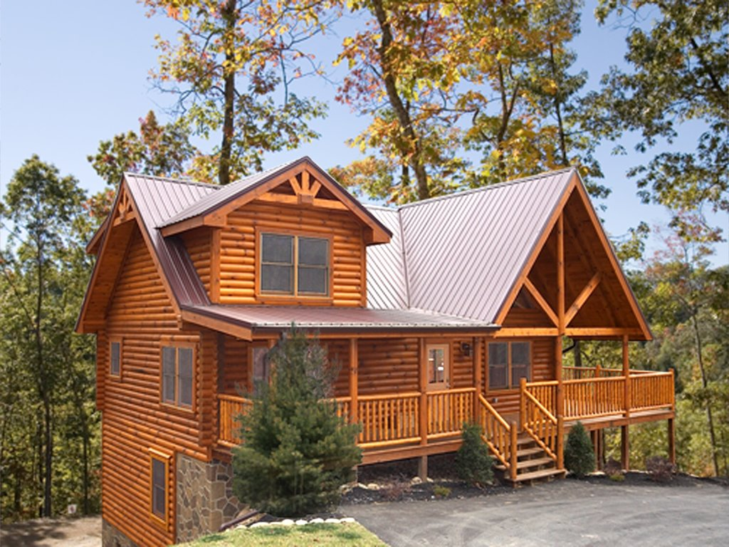 Photo of a Gatlinburg Cabin named Mountain Magic - This is the thirteenth photo in the set.