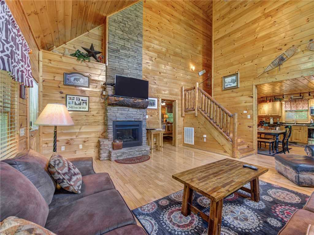 Photo of a Sevierville Cabin named Makin Memories - This is the fifth photo in the set.