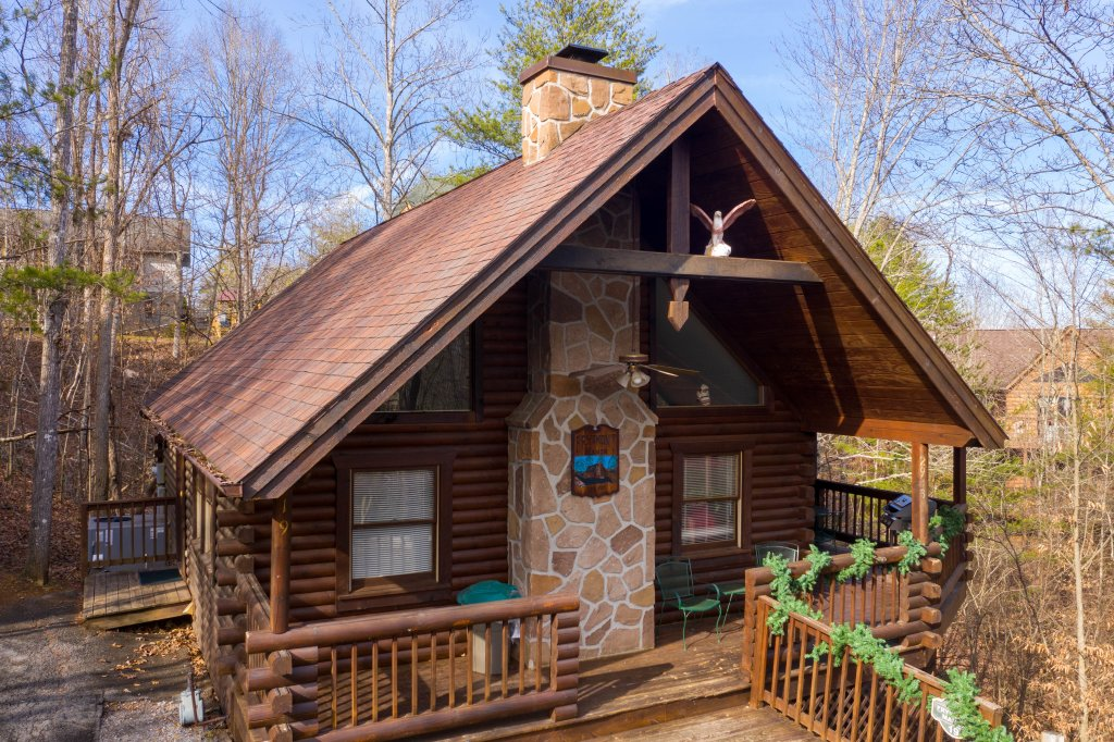 Photo of a Pigeon Forge Cabin named  Fryemont - This is the third photo in the set.