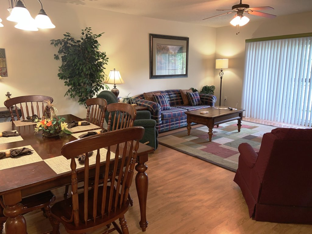 Photo of a Pigeon Forge Condo named Cedar Lodge 204 - This is the fifth photo in the set.