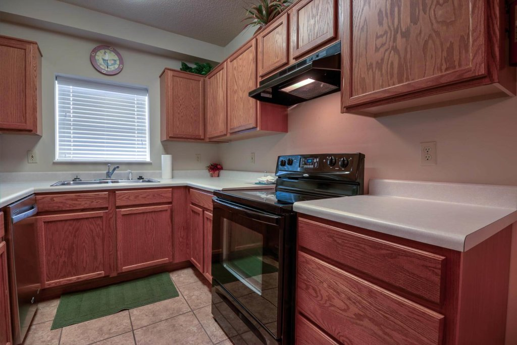 Photo of a Pigeon Forge Condo named Cedar Lodge 103 - This is the second photo in the set.