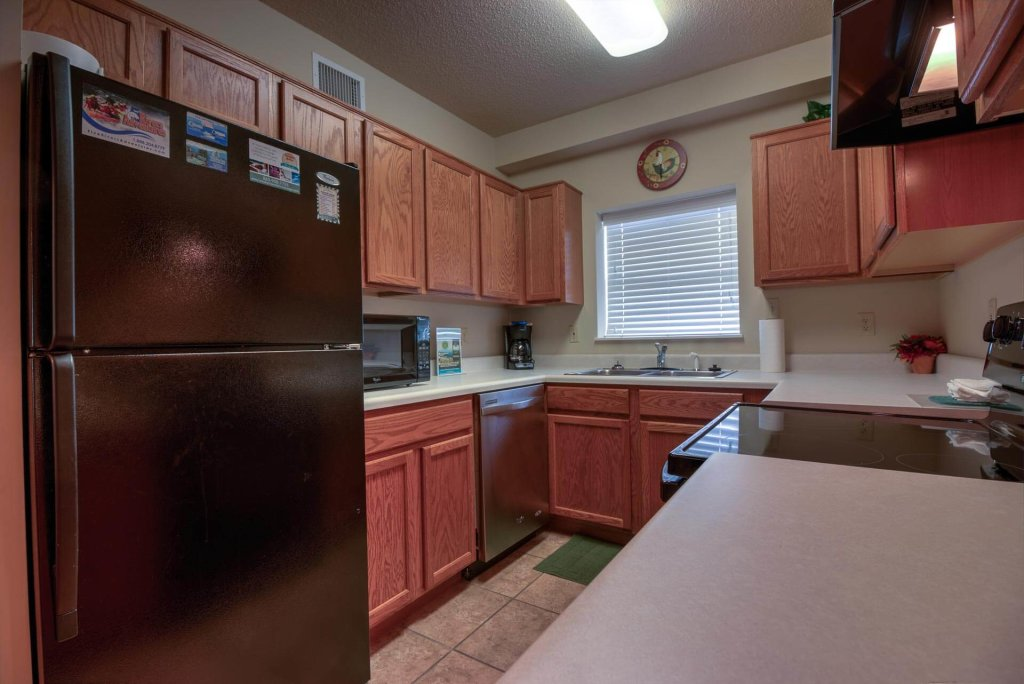 Photo of a Pigeon Forge Condo named Cedar Lodge 103 - This is the first photo in the set.