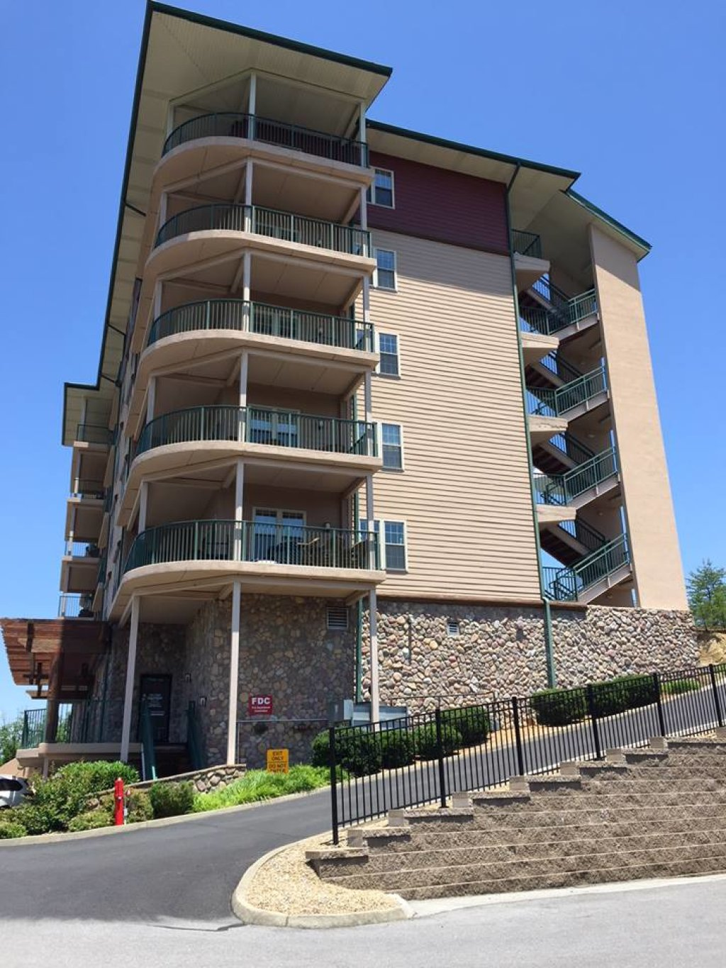 Photo of a Pigeon Forge Condo named Big Bear Resort 3002 - This is the twenty-seventh photo in the set.