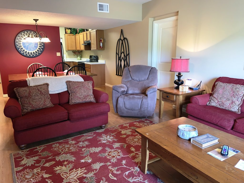 Photo of a Pigeon Forge Condo named Cedar Lodge 601 - This is the sixth photo in the set.
