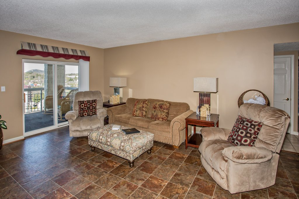 Photo of a Pigeon Forge Condo named Whispering Pines 223 - This is the third photo in the set.