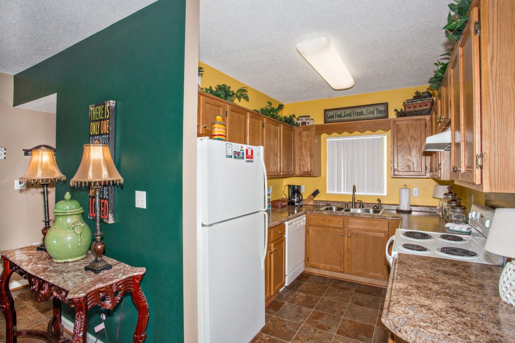 Photo of a Pigeon Forge Condo named Whispering Pines 223 - This is the first photo in the set.