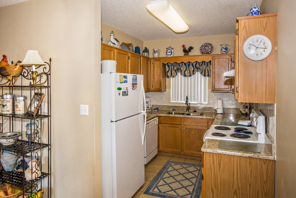 Photo of a Pigeon Forge Condo named Whispering Pines 104 - This is the first photo in the set.
