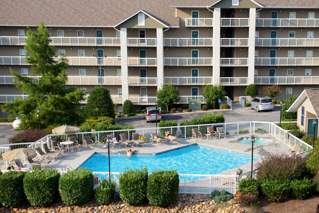 Photo of a Pigeon Forge Condo named Whispering Pines 102hc - This is the twenty-fourth photo in the set.
