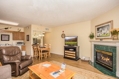 1 Br With Mtn View + 2 Pools & Lazy River, Pools Open,deep Aug Discounts
