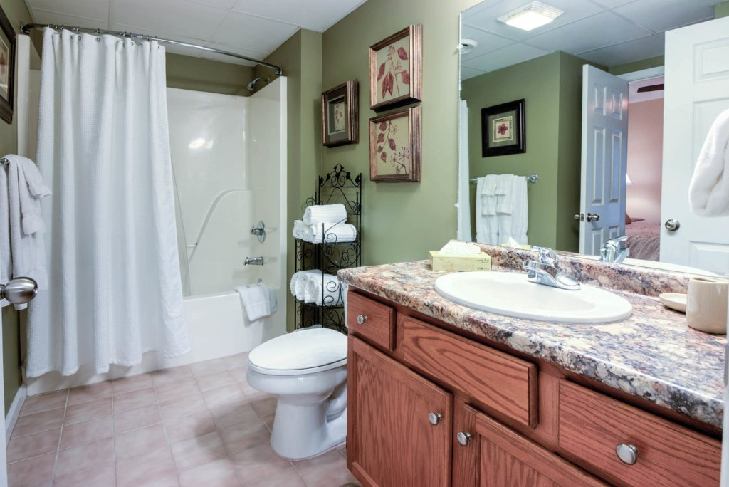 Photo of a Pigeon Forge Condo named Whispering Pines 224 - This is the twenty-first photo in the set.