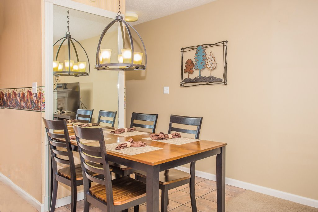 Photo of a Pigeon Forge Condo named Whispering Pines 451 - This is the seventh photo in the set.