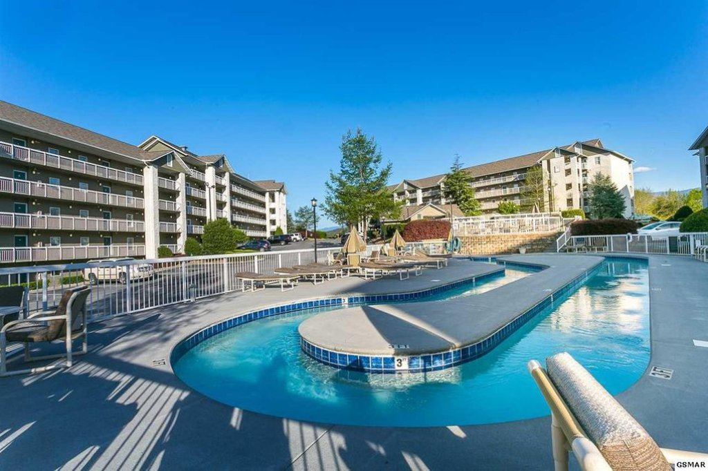 Photo of a Pigeon Forge Condo named Whispering Pines 433 - This is the twentieth photo in the set.
