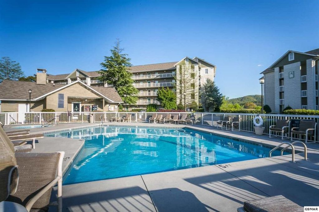 Photo of a Pigeon Forge Condo named Whispering Pines 433 - This is the twenty-second photo in the set.