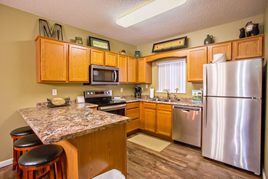 Photo of a Pigeon Forge Condo named Whispering Pines 624 - This is the sixth photo in the set.