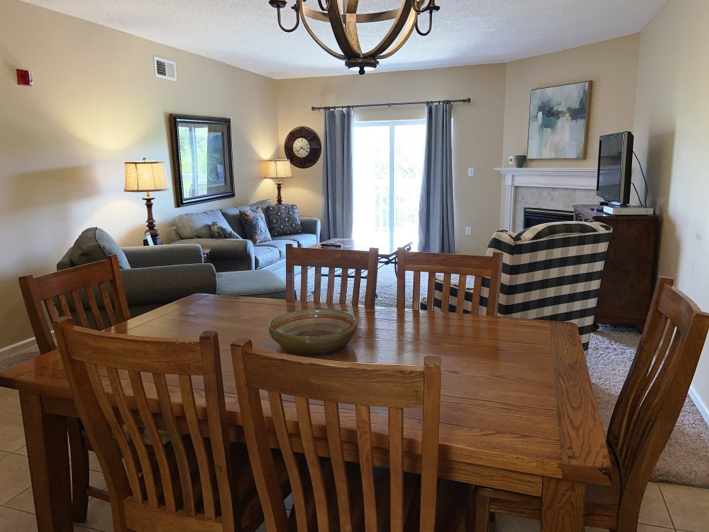 Photo of a Pigeon Forge Condo named Whispering Pines 343 - This is the sixth photo in the set.