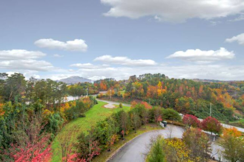 Photo of a Pigeon Forge Condo named 1502 Golf View Towers Happy Time Bear - This is the nineteenth photo in the set.