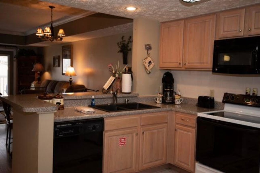 Photo of a Pigeon Forge Condo named 1502 Golf View Towers Happy Time Bear - This is the first photo in the set.