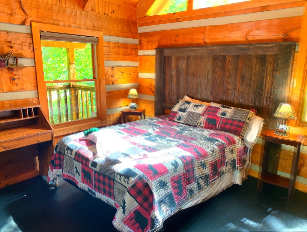 Photo of a Sevierville Cabin named Daze Off #106 - This is the third photo in the set.
