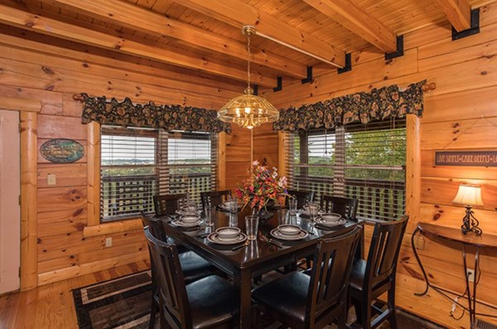 Photo of a Pigeon Forge Cabin named Pigeon Forge View - This is the sixth photo in the set.