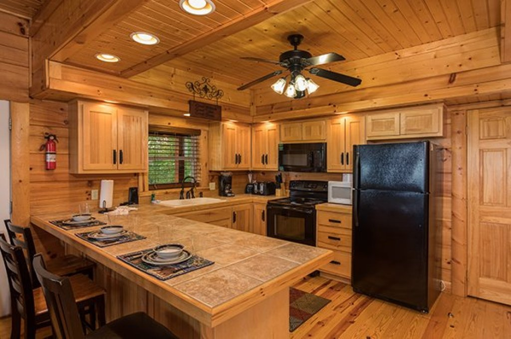 Photo of a Pigeon Forge Cabin named Pigeon Forge View - This is the seventh photo in the set.