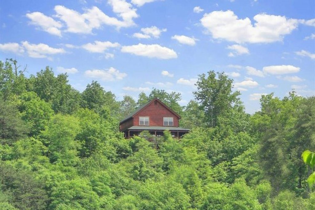 Photo of a Pigeon Forge Cabin named Pigeon Forge View - This is the thirty-sixth photo in the set.