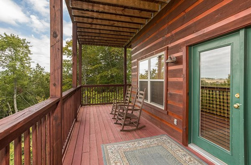 Photo of a Pigeon Forge Cabin named Pigeon Forge View - This is the twelfth photo in the set.