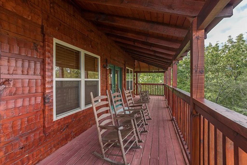 Photo of a Pigeon Forge Cabin named Pigeon Forge View - This is the twenty-third photo in the set.