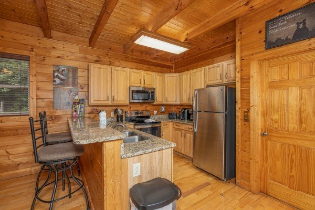 Photo of a Sevierville Cabin named 1 Awesome View - This is the eighth photo in the set.