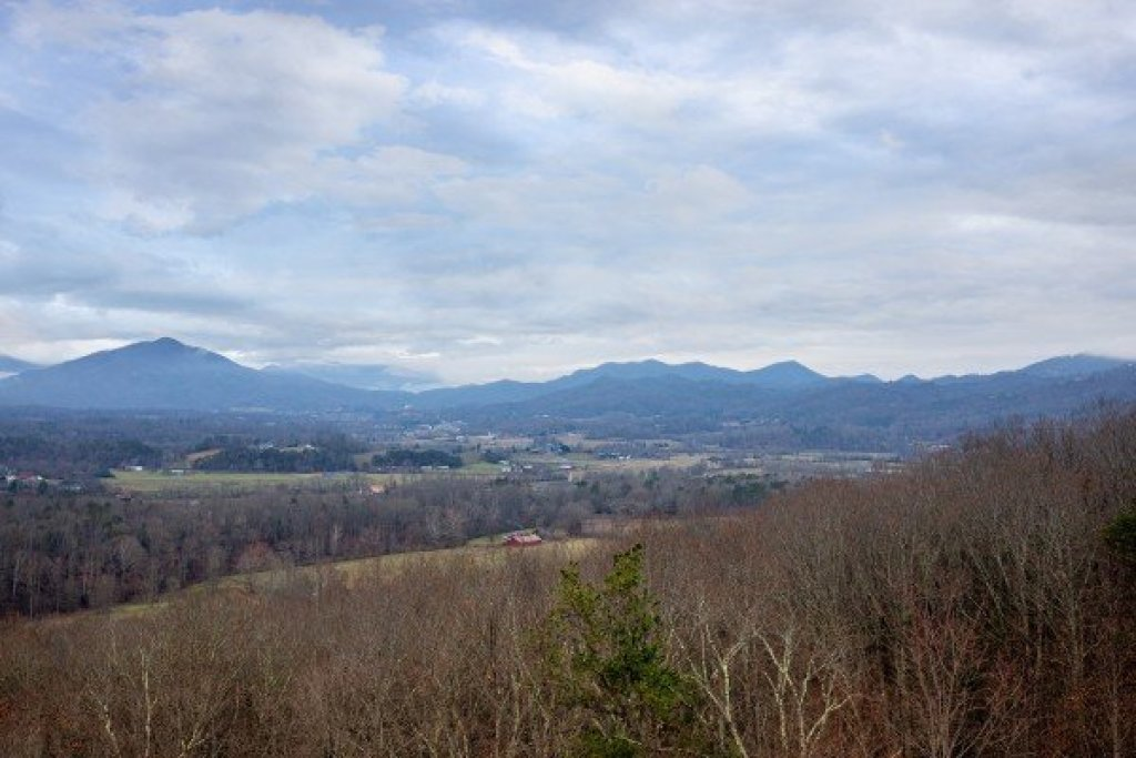 Photo of a Sevierville Cabin named 1 Awesome View - This is the forty-first photo in the set.