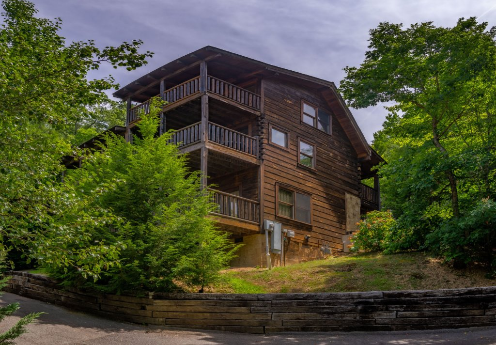 Photo of a Pigeon Forge Cabin named  Black Hawk Hideaway - This is the one hundred and twenty-ninth photo in the set.