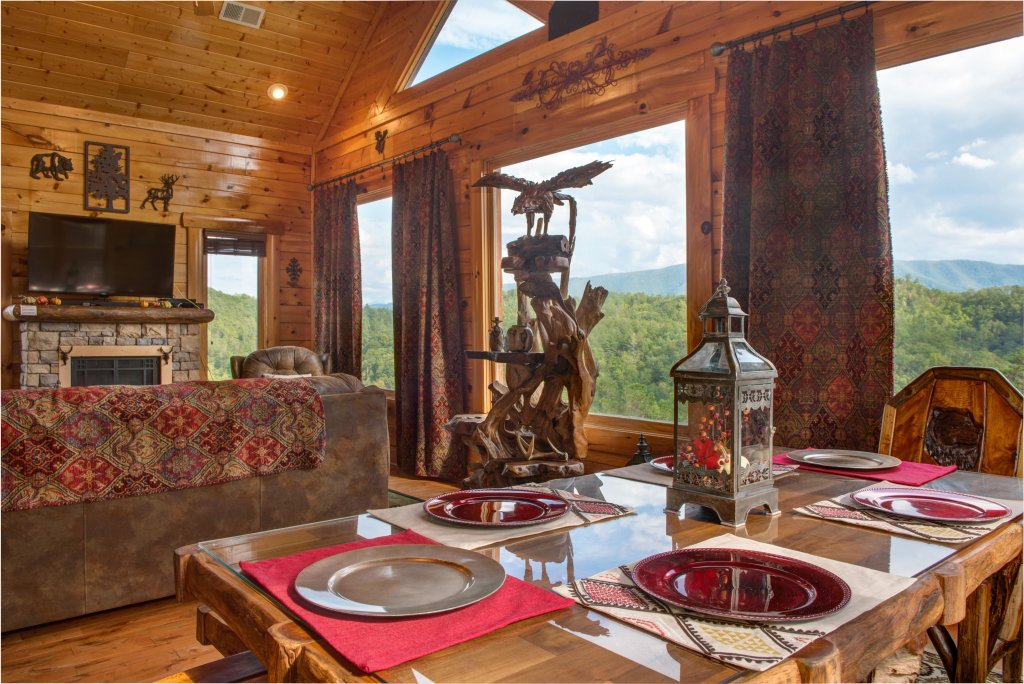 Photo of a Sevierville Cabin named Forget Me Knot Cabin - This is the first photo in the set.