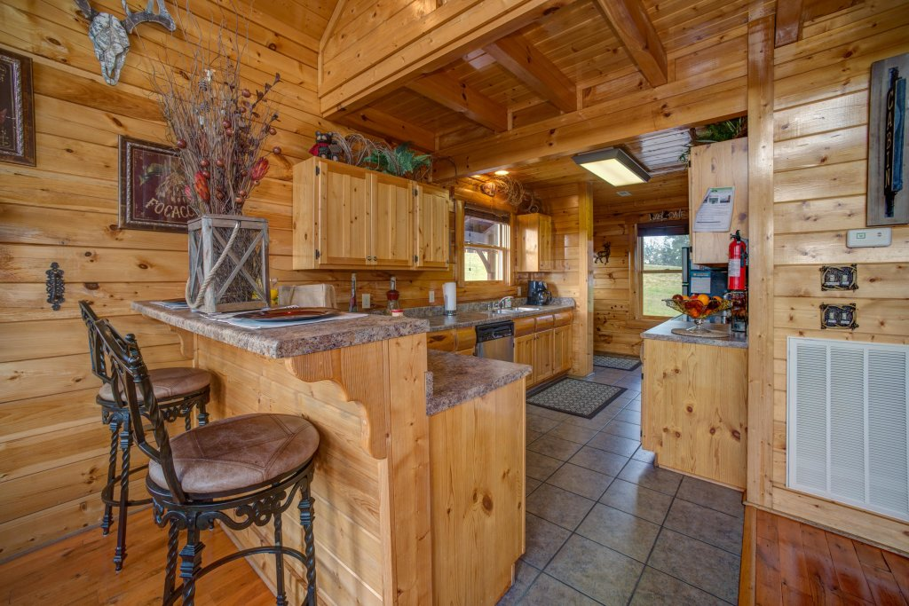 Photo of a Sevierville Cabin named Forget Me Knot Cabin - This is the thirty-second photo in the set.