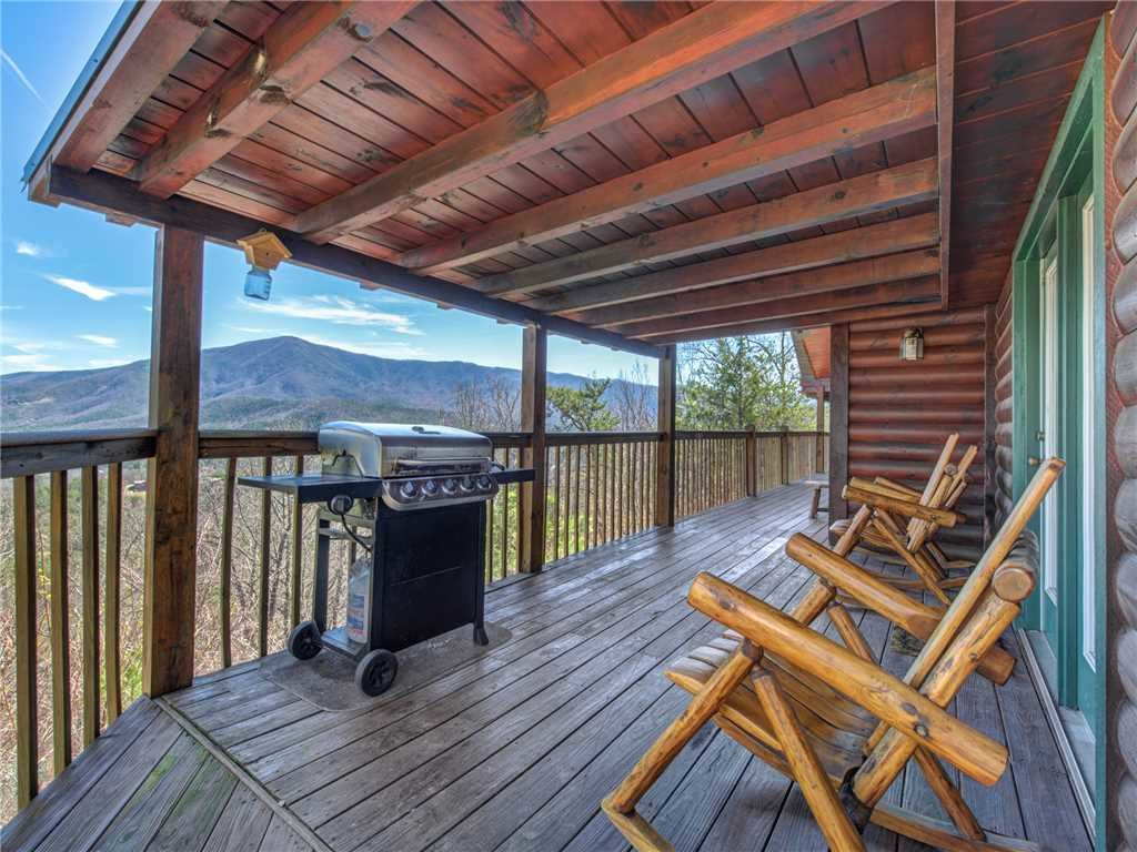 Photo of a Sevierville Cabin named Majestic Views - This is the seventh photo in the set.