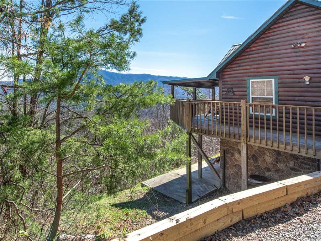Photo of a Sevierville Cabin named Majestic Views - This is the thirty-third photo in the set.
