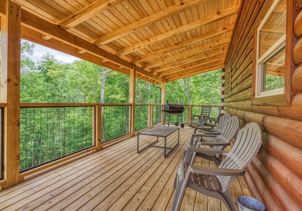 Photo of a Gatlinburg Cabin named Mountain Life - 496 - This is the twenty-third photo in the set.