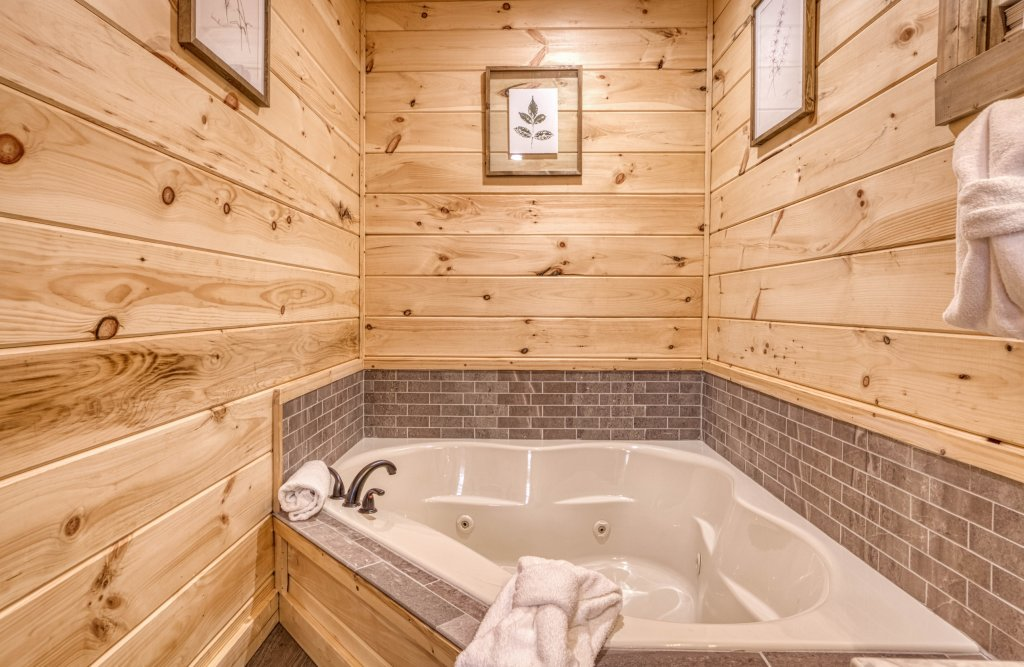 Photo of a Gatlinburg Cabin named Mountain Life - 496 - This is the twelfth photo in the set.