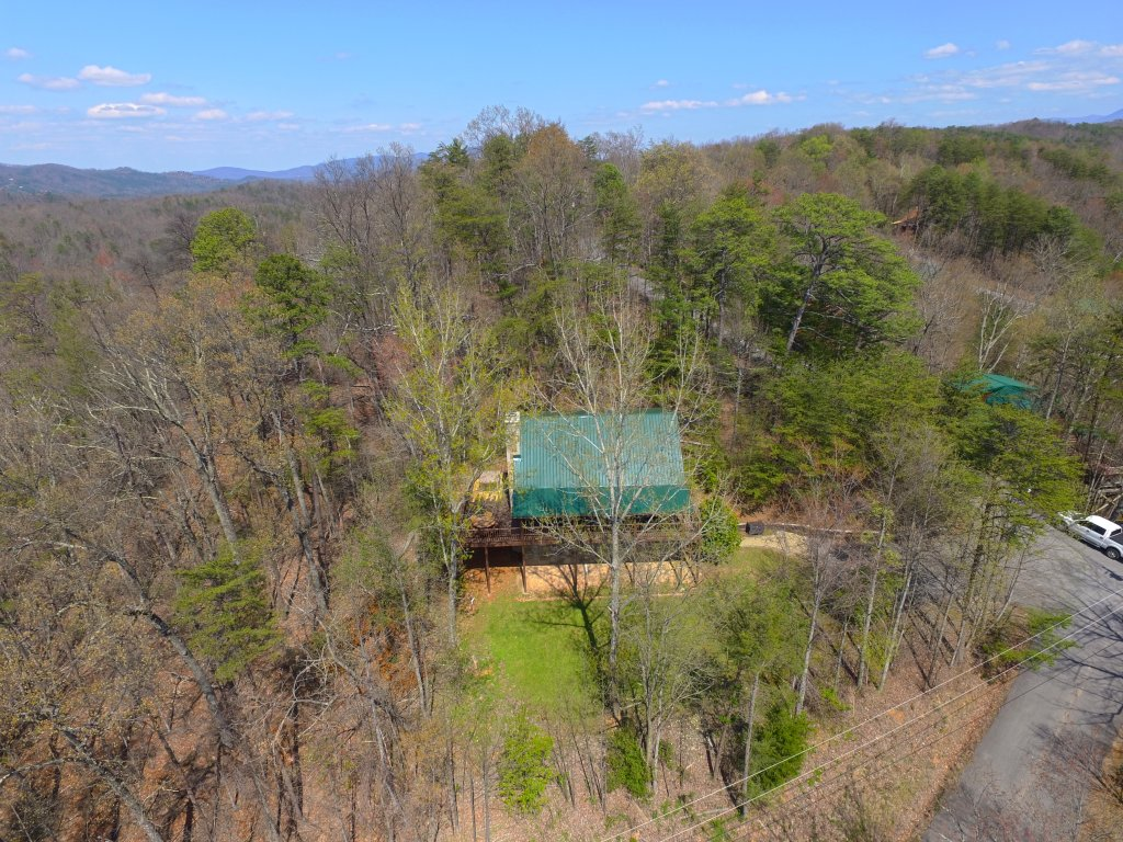 Photo of a Gatlinburg Cabin named Almost Heaven #205 - This is the fortieth photo in the set.