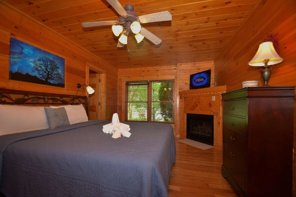 Photo of a Gatlinburg Cabin named Evening Star - This is the tenth photo in the set.