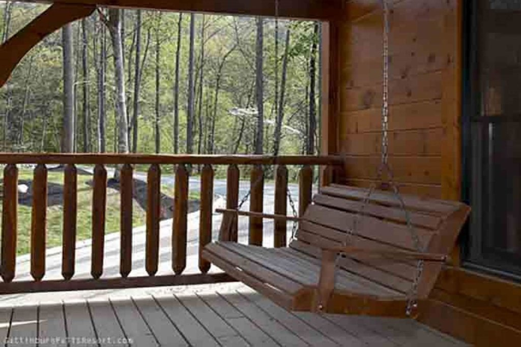 Photo of a Gatlinburg Cabin named Evening Star - This is the twenty-first photo in the set.