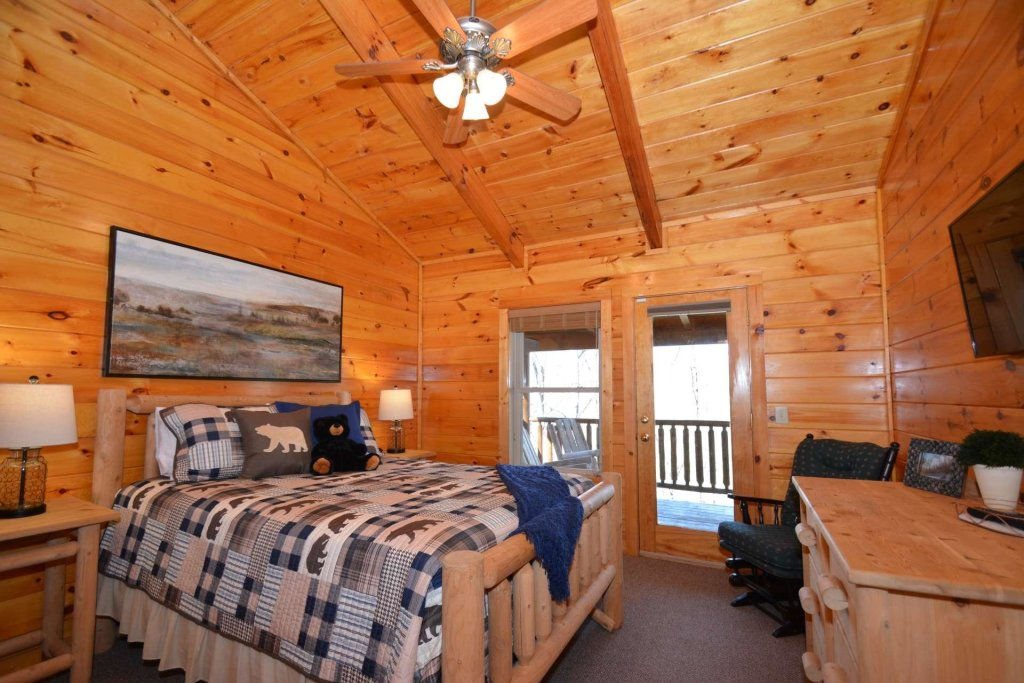 Photo of a Sevierville Cabin named Hidden Haven - This is the twenty-fifth photo in the set.