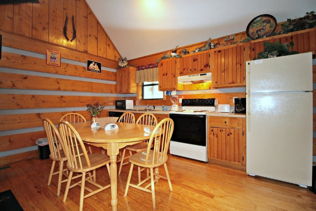 Photo of a Pigeon Forge Cabin named Dances With Wolves - This is the ninth photo in the set.