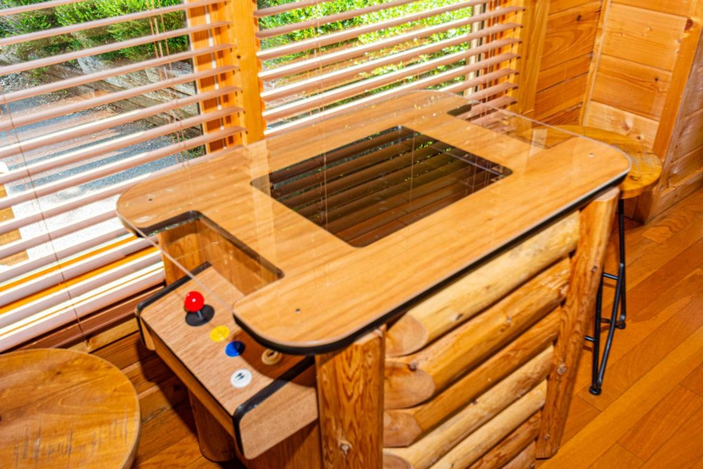 Photo of a Pigeon Forge Cabin named Absolute Dream - This is the fifth photo in the set.