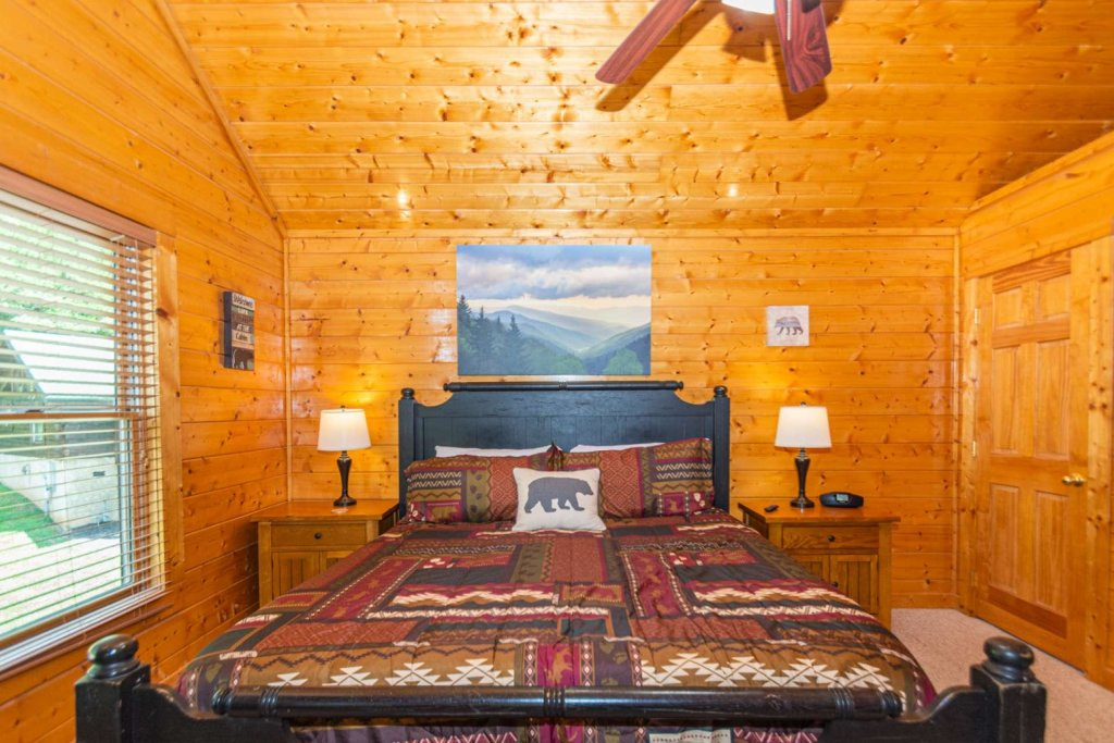 Photo of a Pigeon Forge Cabin named Absolute Dream - This is the seventeenth photo in the set.